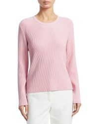 Akris - Knit Wool & Silk Pullover - Lyst