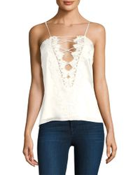 Cami NYC - Charlie Silk Charmeuse Camisole - Lyst