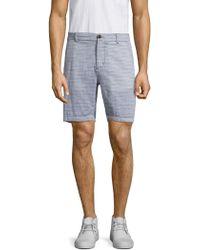Surfside Supply - Feeder Striped Cotton Shorts - Lyst