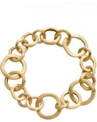Marco Bicego - Jaipur Link 18k Yellow Gold Bracelet - Lyst