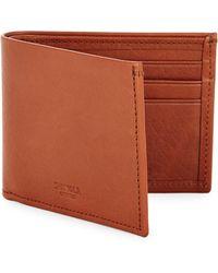 Shinola - Leather Bifold Wallet - Lyst