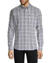 Barbour - Core Essentials Stapleton Button-down Shirt - Lyst