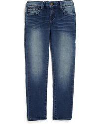 True Religion - Girl's Casey Skinny Jeans - Lyst