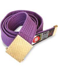 Balenciaga - Karate Belt - Lyst