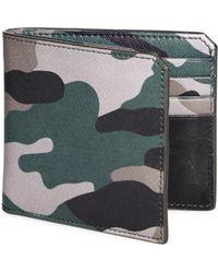 Uri Minkoff - Vesper Camo Leather Wallet - Lyst