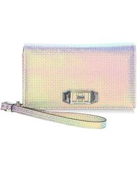 Rebecca Minkoff - Love Lock Wristlet Iphone X Case - Lyst