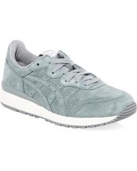 Onitsuka Tiger - Ally Two-tone Leather Trainers - Lyst