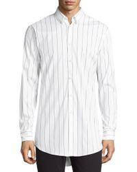 J.Lindeberg - David Button-down Shirt - Lyst