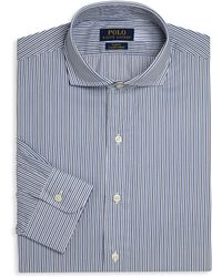 Polo Ralph Lauren - Slim-fit Striped Dress Shirt - Lyst