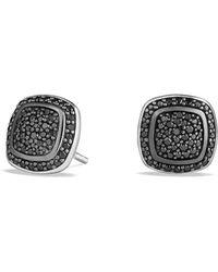 David Yurman - Albion Earrings With Diamonds - Lyst