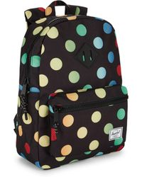 Herschel Supply Co. - Kid's Heritage Youth Polkadot Backpack - Lyst