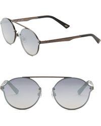 Web - 58mm Pilot Sunglasses - Lyst