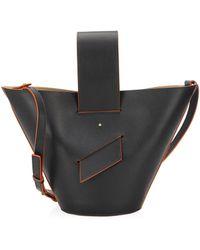 63fd0d44f6c8 Carolina Santo Domingo - Amphora Leather Bucket Bag - Lyst
