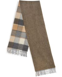 Saks Fifth Avenue - Collection Double-faced Merino Wool & Cashmere Scarf - Lyst