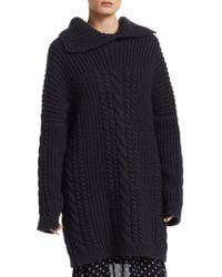 Dior - Cashmere & Mohair Sweater - Lyst