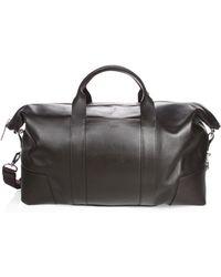 Shinola - Large Weekender Leather Carryall - Lyst