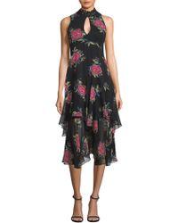Nanette Lepore - La Rosa Dress - Lyst