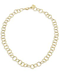 Temple St. Clair - Garden Of Earthy Delights 18k Gold Chain Necklace - Lyst