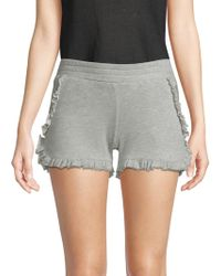 Generation Love - Chloe Ruffle Shorts - Lyst