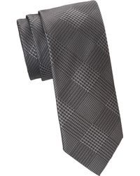 Saks Fifth Avenue - Collection Glen Plaid Formal Tie - Lyst