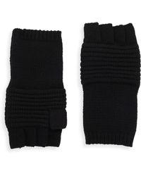 John Varvatos - Textured Gloves - Lyst