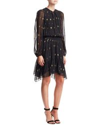 A.L.C. - Sidney Fil Coupe Dress - Lyst