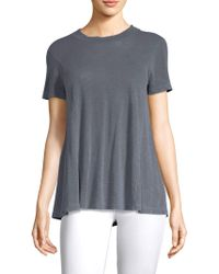 Stateside - Cotton Swing Tee - Lyst