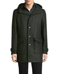 Bonobos - Wool Technical Field Jacket - Lyst