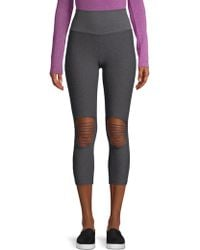Phat Buddha - St Nicholas Ave Two-tone Leggings - Lyst