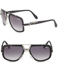 Cazal - Full-rim Aviator Sunglasses - Lyst