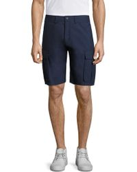 North Sails - Howard Cotton-blend Cargo Shorts - Lyst