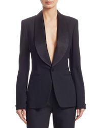 Ralph Lauren Collection - Sawyer Wool & Silk Jacket - Lyst