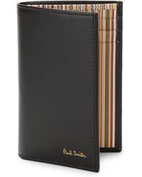Paul Smith - Vertical Card Case - Lyst