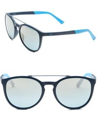 Web - Injected Sunglasses - Lyst