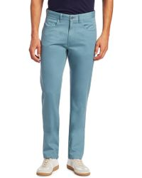 Saks Fifth Avenue - Collection Buttoned Trousers - Lyst