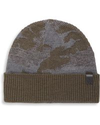 Bickley + Mitchell - Army Beanie - Lyst