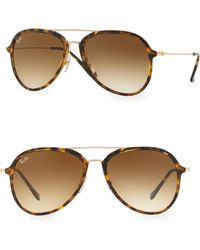 Ray-Ban - 57mm Aviator 4298 Sunglasses - Lyst