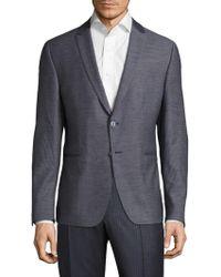 Strellson - Tweed Two-button Sportcoat - Lyst