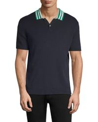Theory - Canelos Polo Shirt - Lyst