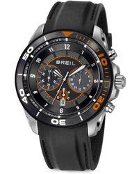 Breil - Round Chronograph Watch - Lyst