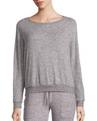 Joie - Giardia Gauze Jersey Sweatshirt - Lyst