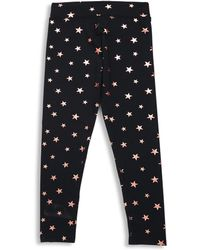 Spiritual Gangster - Girl's Star Active Leggings - Lyst