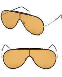 100e81b443d40 Tom Ford Sunglasses April Tf 393 Ft 28x Shiny Rose Gold   Blu Mirror ...