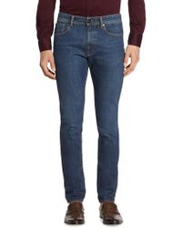 Luciano Barbera - Straight-fit Jeans - Lyst