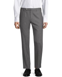 GTA - Easy-fit Travel Cargo Wool Trousers - Lyst