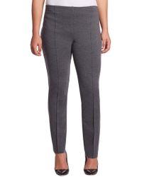 Stizzoli - Slim-fit Wool Pants - Lyst