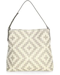 Eric Javits - Squishee Up Woven Tote Bag - Lyst