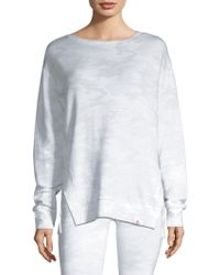 Vimmia - Soothe Tie Back Pullover - Lyst