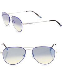 Etnia Barcelona - Vintage Brera Sun 56mm Double-bridged Pear Sunglasses - Lyst