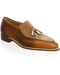 Corthay - Dover Tassel Pullman Loafers - Lyst